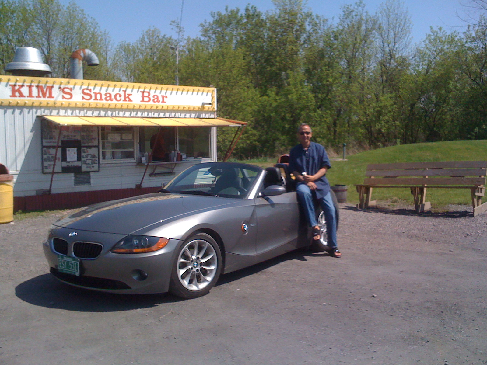 for sale 2003 bmw z4 17 500 terminal cancer. Black Bedroom Furniture Sets. Home Design Ideas